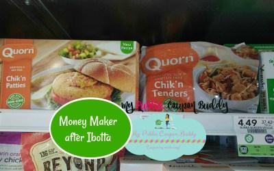 Quorn Chicken Nuggets, Patties Tenders Money Maker afer Ibotta!