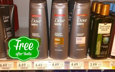 Dove Men+Care Shampoo Free at Publix (after Ibotta rebate)