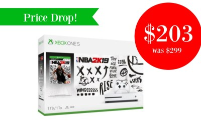 Microsoft Xbox One just $203!
