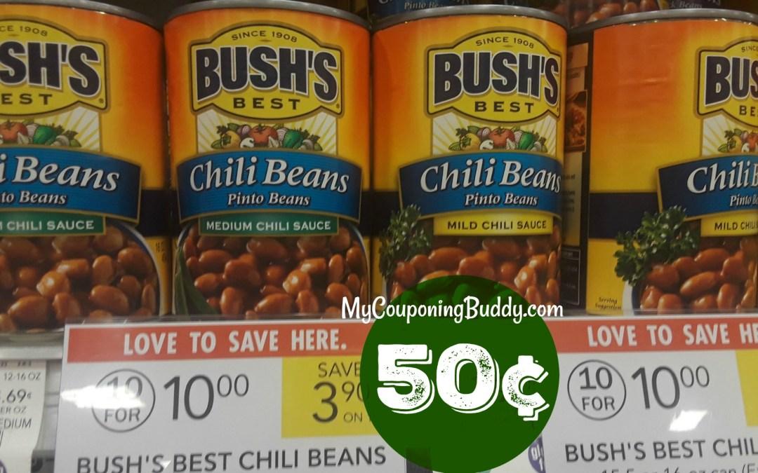 Bush Beans Publix