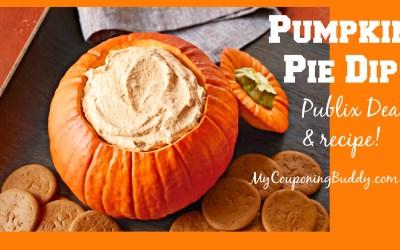Pumpkin Pie Dip Publix Deals & Recipe