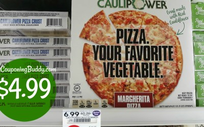 Caulipower Pizza $4.99 at Publix