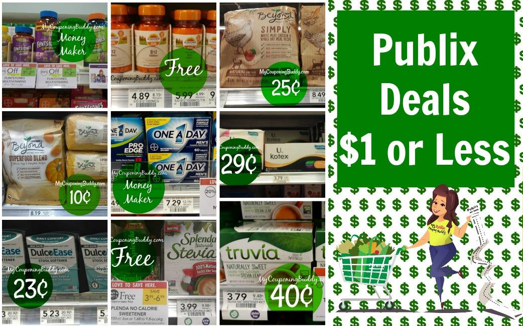 Publix Deals $1 or less Publix Weekly Sale 1/8/20 – 1/14/20 or 1/9/20 – 1/15/20