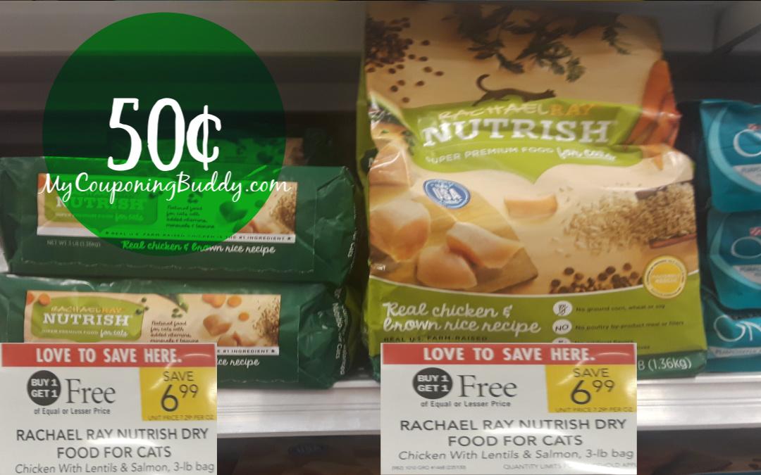 Rachael Ray Cat Food Publix