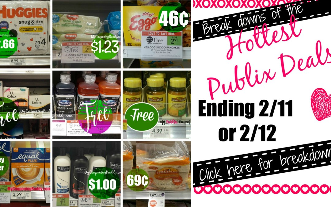 Publix Weekly Sale 2/5-2/11 or 2/6-2/12