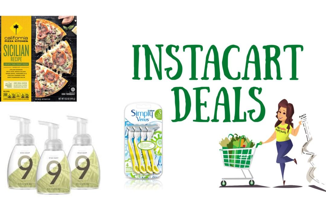 Instacart deals at Publix