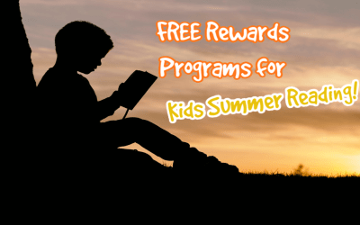 FREE Rewards for Kids Summer Reading Programs