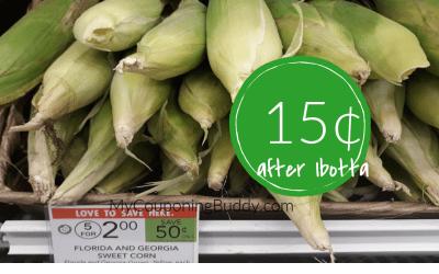 Florida/Georgia Sweet Corn at Publix