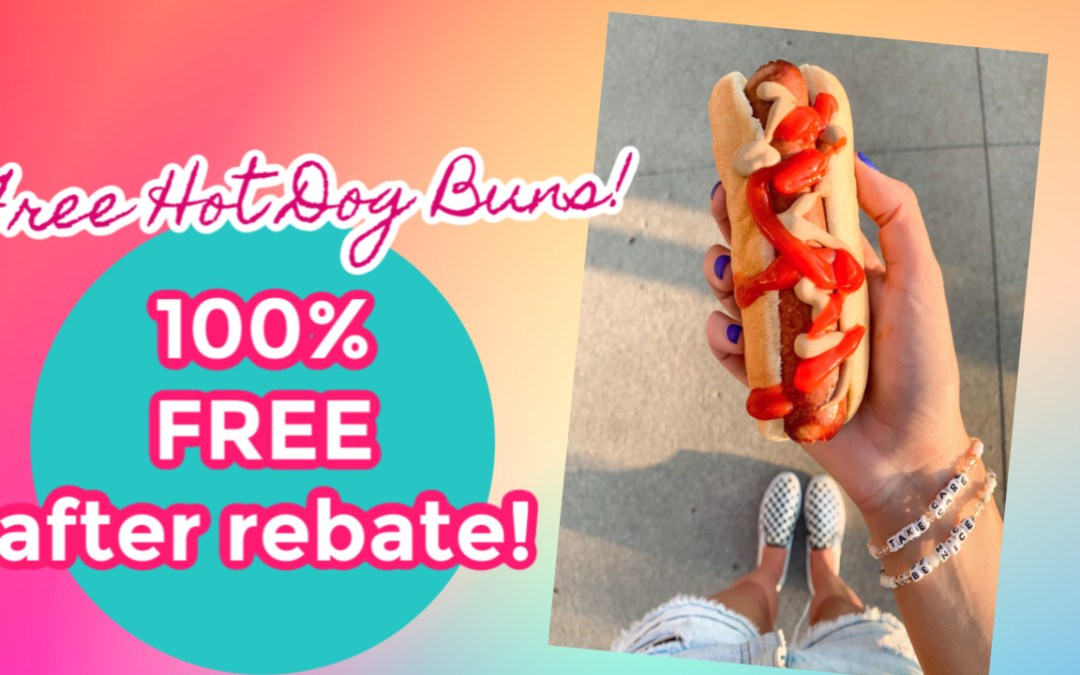 FREE Hot DOg Buns w/Coupons.com App