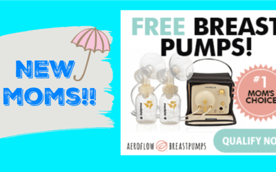 Sign up and receive FREE Aerohead Breast Pump through your insurance.