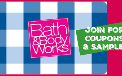 My Bath & Body Works – Free Products, Coupons & More