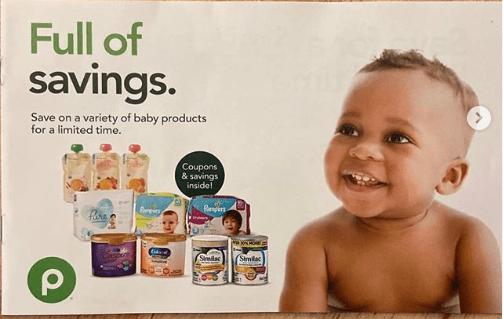 Publix Baby Book 2020