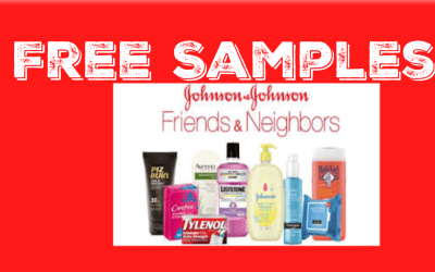 Johnson&Johnson -Try Free Items, Participate & Earn Gift Cards