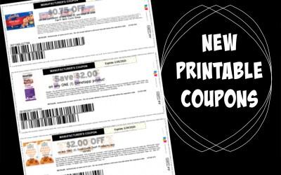 New Printable Coupons – State Fair, Dimetapp & More