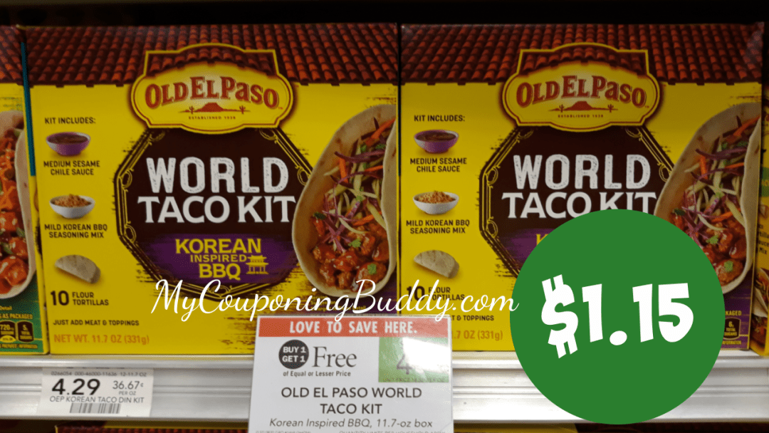 Publix Weekly Sale Ad Preview 1/27/21 - 2/2/21 or 1/28 - 2/3/21 Old el Paso