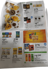 Publix Extra Savings Flyer Sneak Peek 4/24/21-5/7/21