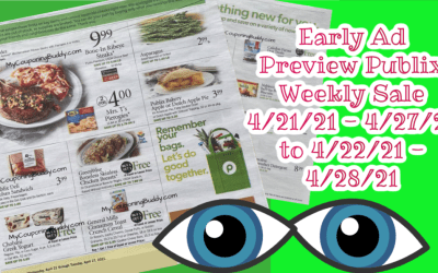 Publix Weekly Sales Ad 4/21/21 – 4/27/21 to 4/22/21 – 4/28/21 Early Preview