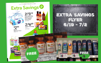 Publix Extra Savings Flyer 6/19 to 7/2/21