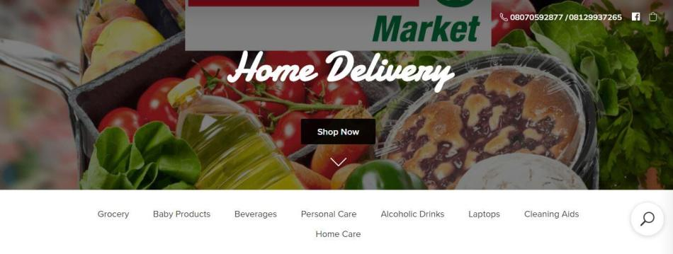 Spar Nigeria Official Website