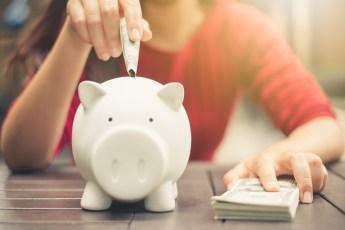 Four secrets to saving money on a budget