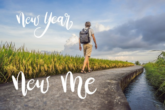 Take the opportunity in January to plan travel adventures, a hobby, and volunteer. It's time to feel good again. Here are 5 resolutions that have longevity