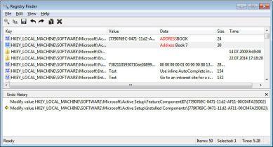 Registry Finder 2.27