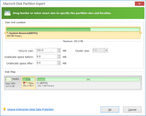 macrorit disk partition expert