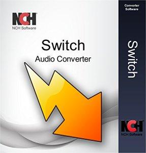 Switch Audio File Converter