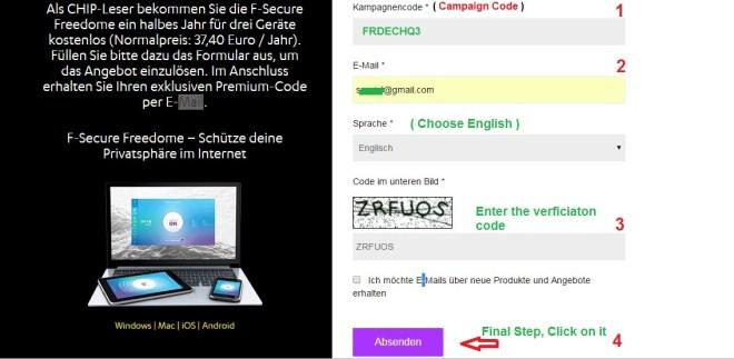 F-Secure Freedome VPN 2.25.5766.0 Crack