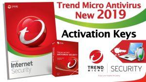 Trend Micro Security and Antivirus 2019 Crack