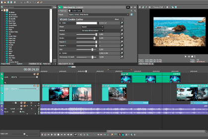 Sony Vegas Pro 18 Crack With Serial Key Free Download