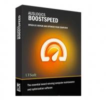 Auslogics BoostSpeed Premium 12.0 Crack + License Key Free Download
