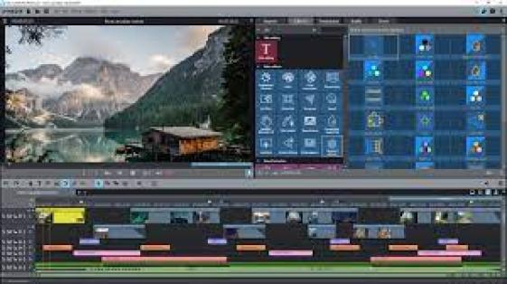 MAGIX Video Pro X12 v18.0.1.94 x64 Crack With Free Version