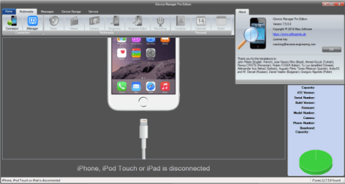 IDevice Manager Pro 10.6.1.0 Crack With Product Key Download Free