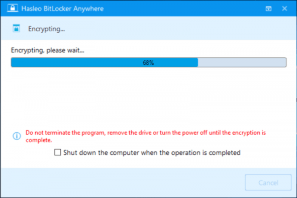 Hasleo BitLocker Anywhere 8.0 Crack With Keygen Free Download