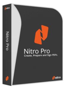 Nitro Pro Enterprise 13.36.3.685 Crack With Serial Key Download Free