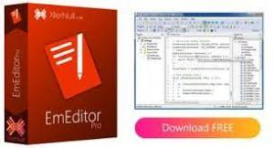 EmEditor Professional Crack 20.5.1 With License key Free Download