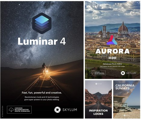 The Best Photo Editing Software for Mac & PC Luminar AI Crack