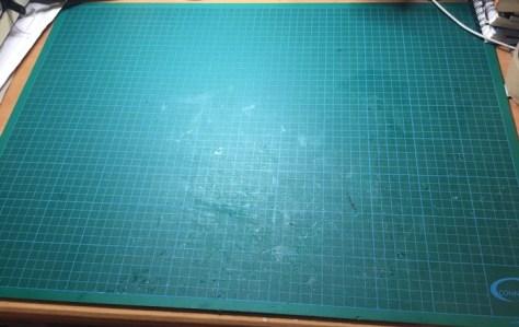 Sealing healing Mat