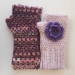 Crochet Gloves | MyCraftyMusings