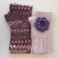 Crochet Gloves | MyCraftyMusings