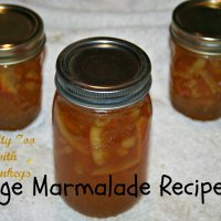 Orange Marmalade Recipe