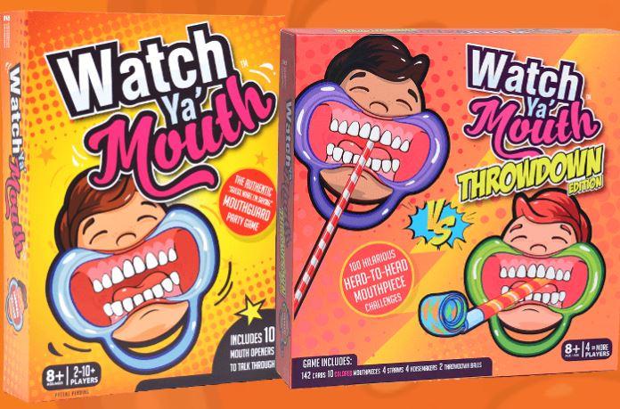 Watch Ya Mouth Throwdown Edition