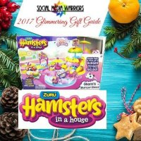 #HamstersinaHouse: Ham's Burger Diner