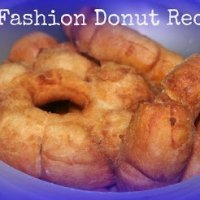 Old Fashion Doughnut Recipe & Bread Machine Doughnut Recipe