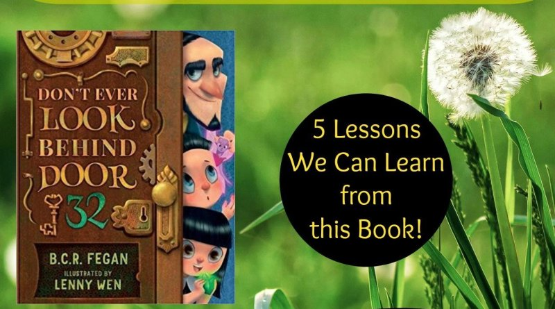 5 Lessons & A Confession: Kid's Book Review