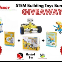 Tenergy STEM Building Toys Bundle Giveaway@SMGurusNetwork @TenergyOfficial