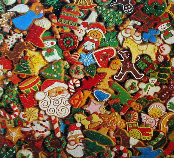 I'm hosting my 1st annual Bloggy Christmas Cookie Exchange.