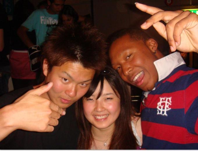 Être Noir au Japon