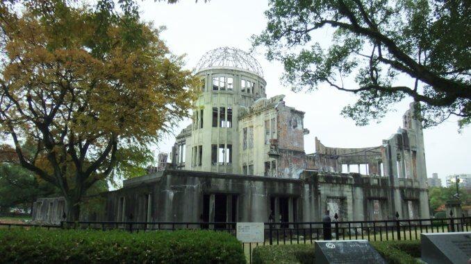 Japon : Comment les monuments historiques ont été anéantis. MycrazyJapan